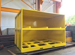 Automotive Steel Structure Shelving