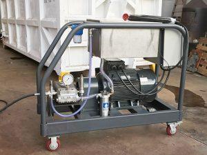 HYDROWAGON 500 Bar Industrial High Pressure Washer