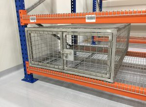 Stainless Steel Mesh Cage